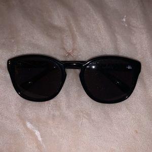 Cole Haan Round Sunglasses